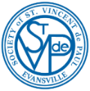 Society of St. Vincent de Paul – Evansville Council Logo