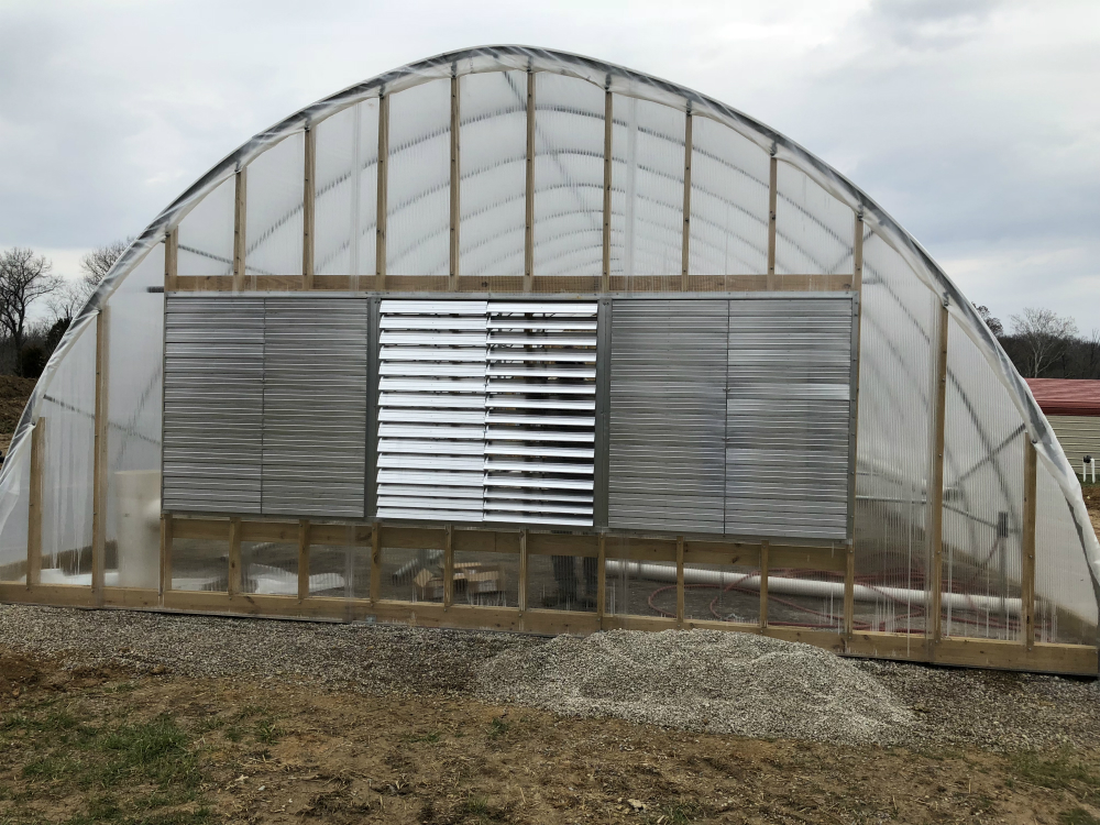 Greenhouse Update – Healthy Harvest Program