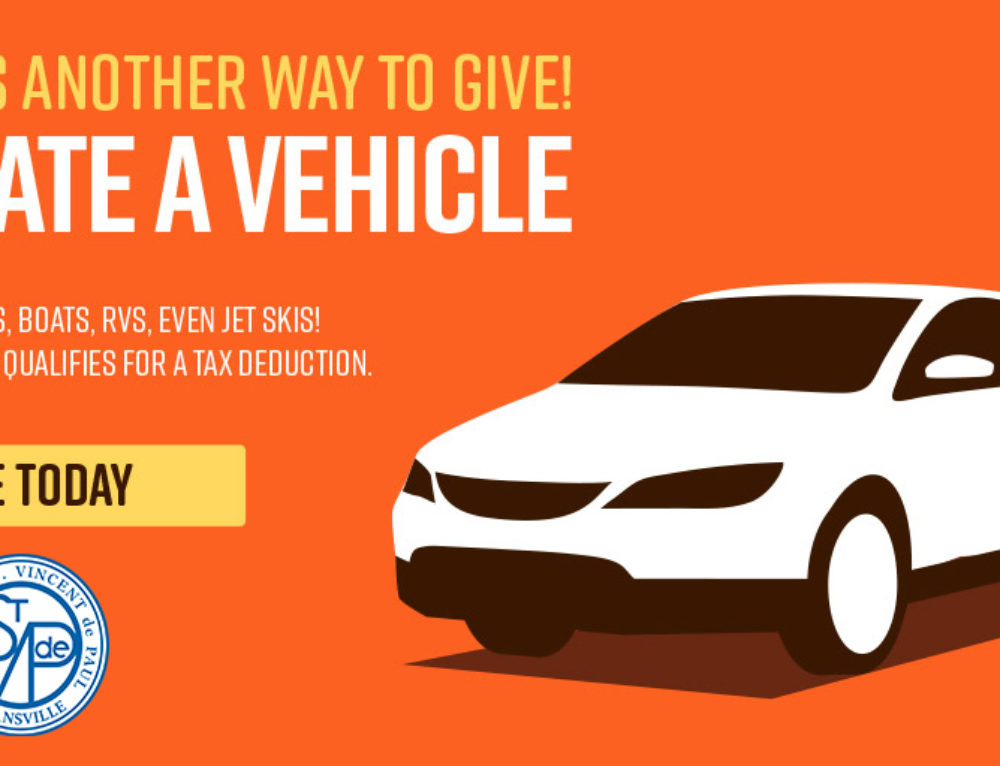 Don't Trade It – Donate It! We Accept Vehicle Donations!