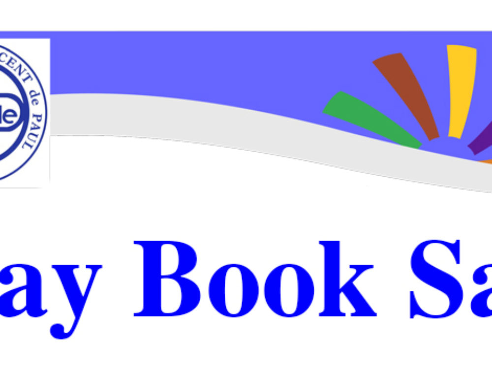 May 2019 Book Sale