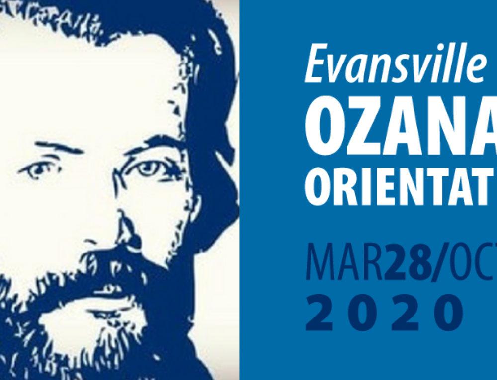 Ozanam Orientation 2020