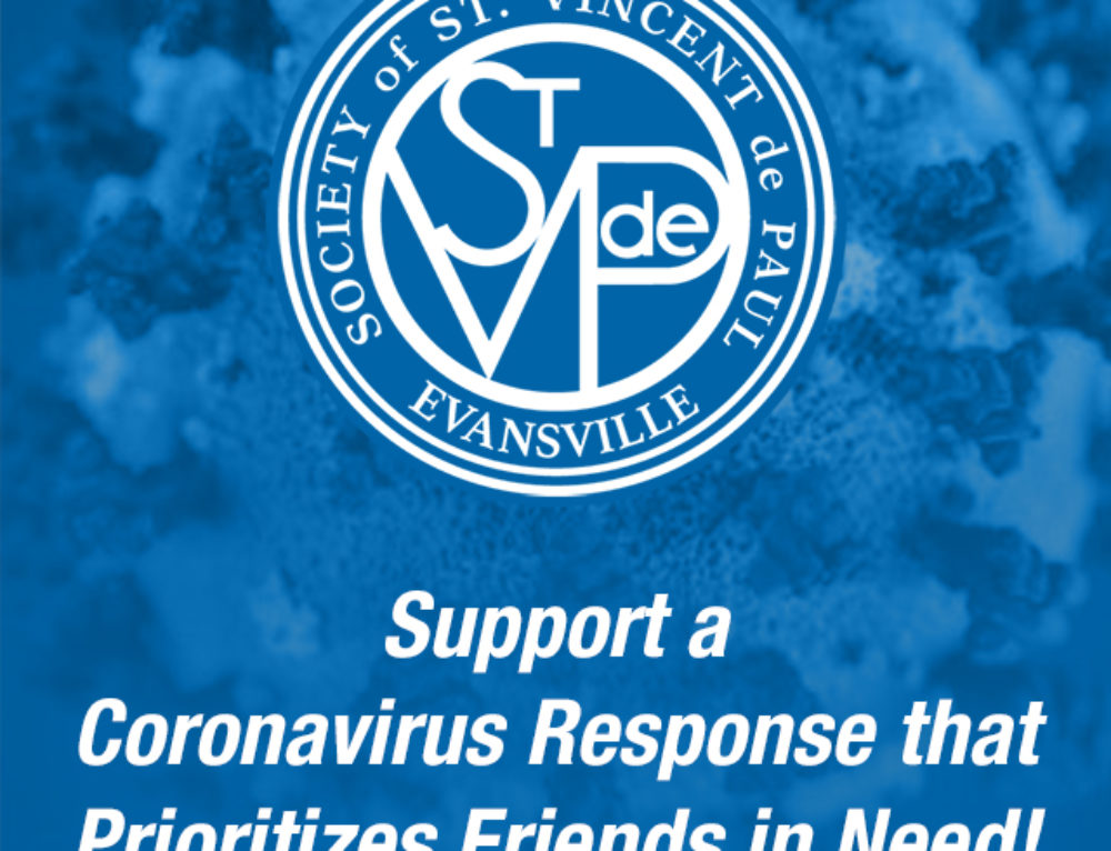 Support a Coronavirus Response that Prioritizes Friends in Need