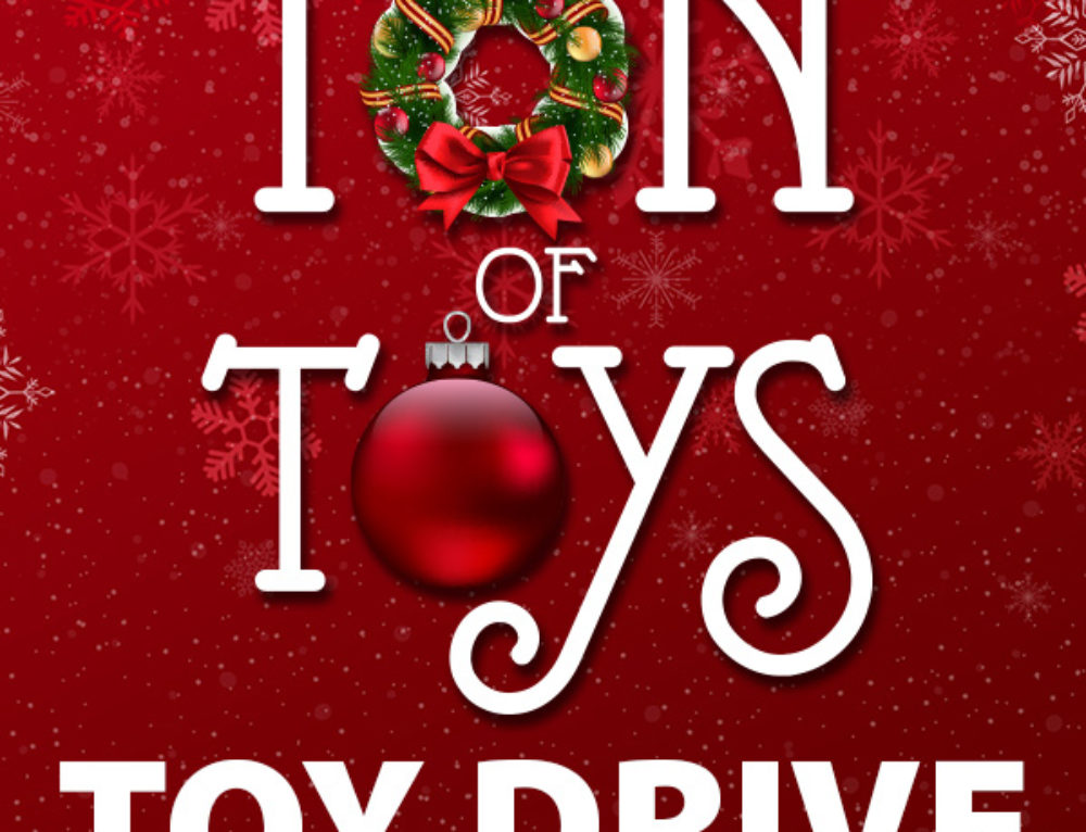3rd Annual Ton of Toys Program Set to Launch