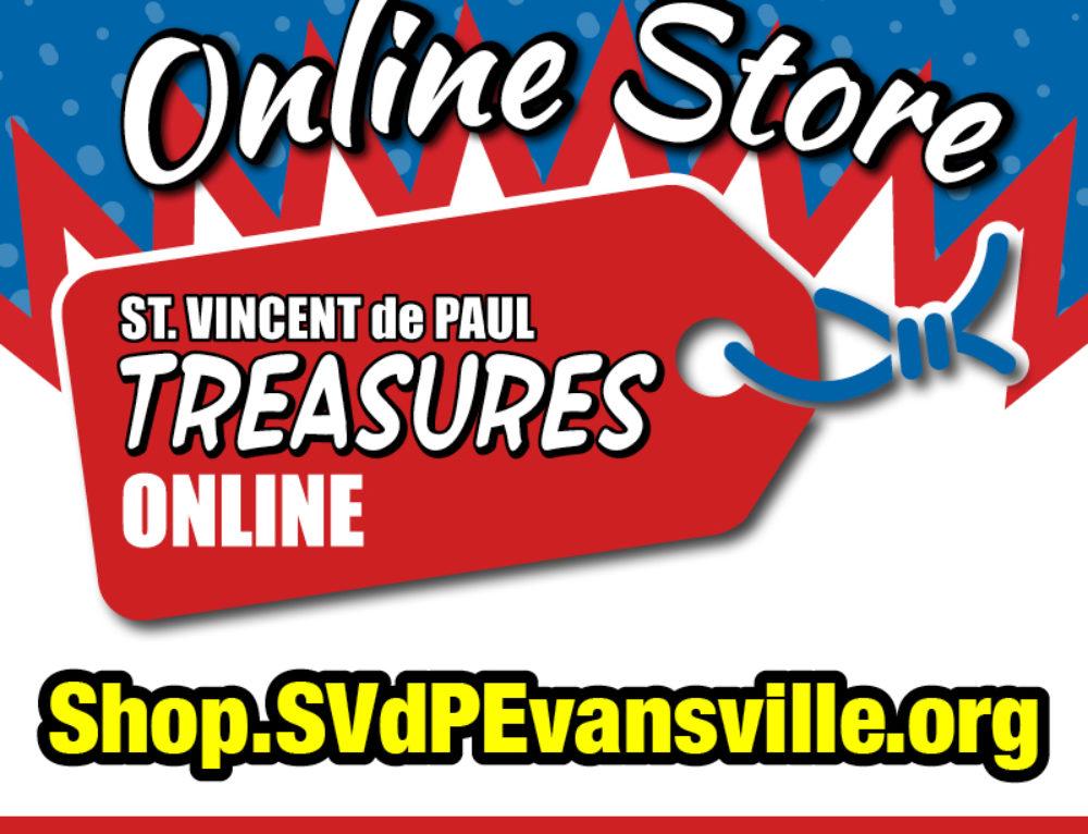 Evansville St. Vincent de Paul Opens Online Thrift Store