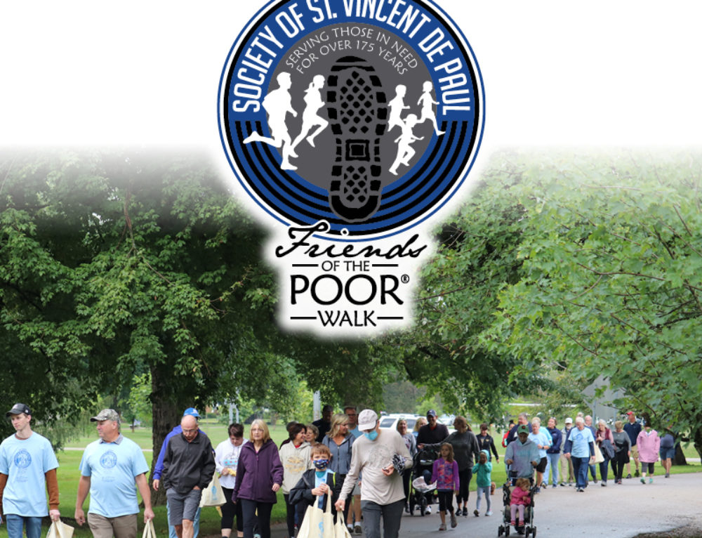 14th Annual Friends of the Poor Walk Raises Over $37,000 for Financial Assistance